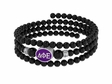 Delta Phi Epsilon Sorority Wire Bracelet
