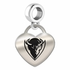 DePaul Engraved Heart Dangle Charm