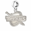 Detroit Mercy Titans Dangle Charm