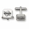 Detroit Mercy Titans Stainless Steel Cufflinks