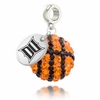 Drexel Dragons Crystal Drop Charm