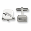 Drexel Dragons Stainless Steel Cufflinks