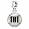 Drexel Round Dangle Charm
