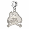 East Carolina Pirates Dangle Charm