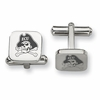 East Carolina Pirates Stainless Steel Cufflinks