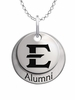 East Tennessee State Buccaneers Alumni Necklace