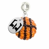 East Tennessee State Buccaneers Crystal Drop Charm
