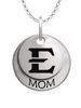 East Tennessee State Buccaneers MOM Necklace