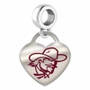 Eastern Kentucky Colonels Color Heart Dangle
