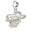 Eastern Kentucky Colonels Dangle Charm