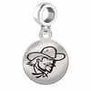 Eastern Kentucky Round Dangle Charm