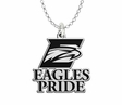 Emory Eagles Spirit Mark Charm