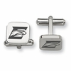 Emory Eagles Stainless Steel Cufflinks