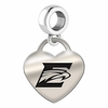 Emory Engraved Heart Dangle Charm
