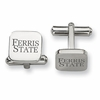 Ferris State Bulldogs Stainless Steel Cufflinks