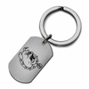 Ferris State Bulldogs Stainless Steel Key Ring