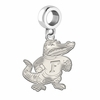 Florida Gators Natural Finish Dangle Charm