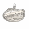 Florida Gators Natural Finish Charm