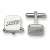 Florida Gulf Coast Eagles Stainless Steel Cufflinks