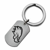 Florida Gulf Coast Eagles Stainless Steel Key Ring