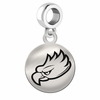 Florida Gulf Coast Round Dangle Charm