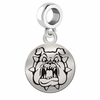 Fresno State Round Dangle Charm