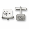 George Washington Colonials Stainless Steel Cufflinks