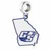 Georgia Southern Eagles Logo Dangle Charm