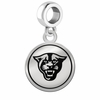 Georgia State Panthers Border Round Dangle Charm