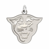 Georgia State Panthers Natural Finish Charm