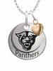Georgia State Panthers with Heart Accent