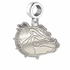 Gonzaga Bulldogs Dangle Charm