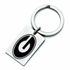 Grambling State Tigers Stainless Steel Key Ring