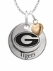 Grambling State Tigers with Heart Accent