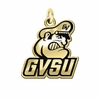 Grand Valley Lakers 14KT Gold Charm
