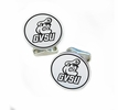 Grand Valley State Lakers Sterling Silver Cufflinks