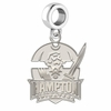 Hampton Pirates Dangle Charm