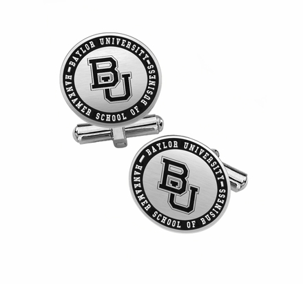 Hankamer School of Business Cufflinks