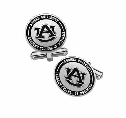 Harbert College of Business Cuff Links