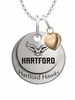 Hartford Hawks with Heart Accent