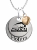 Hofstra Pride with Heart Accent