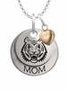 Idaho State Bengals MOM Necklace with Heart Charm