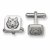 Idaho State Bengals Stainless Steel Cufflinks