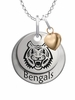 Idaho State Bengals with Heart Accent