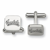 Idaho Vandals Stainless Steel Cufflinks