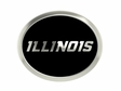 Illinois Fighting Illini Antiqued Bead