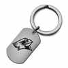 Illinois State Rebirds Stainless Steel Key Ring