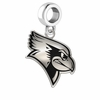 Illinois State Red Birds Logo Cut Out Dangle