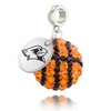 Illinois State Redbirds Crystal Drop Charm