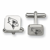 Illinois State Redbirds Stainless Steel Cufflinks